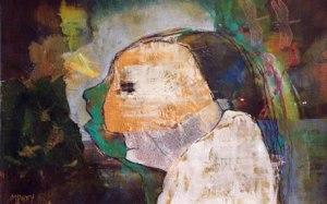 "Art by Marcia Petty, ""Generations"""