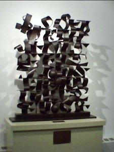 Sculpture by John Ventimiglia