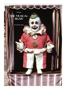 """New Yorker Art: ISU Milner Library Special Collection, """"A Passion For The Circus"""""""