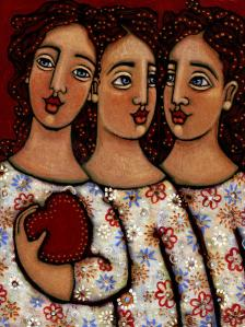 """Bridesmaids"" by Julie-ann Bowen"