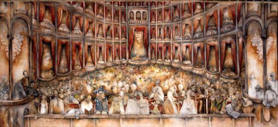 """Natasha Turovsky, """"A Night At The Opera"""" 2005"""