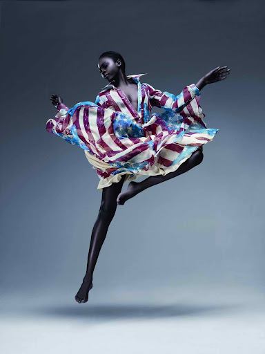 Now THAT is a flag dress