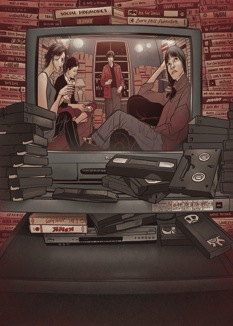 New Yorker illustration by Martin Ansin