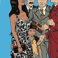 New Yorker illustration by Paul Pope