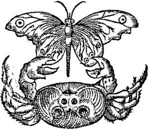 Emblem by Paolo Giovio, 16th Century: Festina Lente