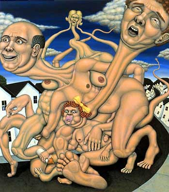"Tim Slowinsky, ""Dysfunctional Family"""