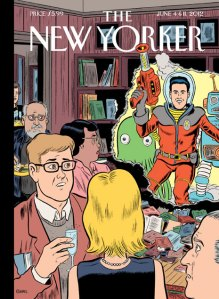 Cover art by Daniel Clowes