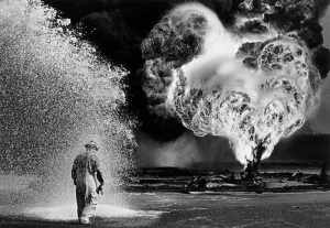 Photograph by Sebastiao Salgado