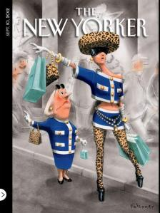 Even <em>The New Yorker</em> understands the value of styling.