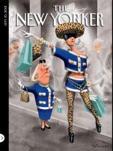 Even <em>The New Yorker</em> understands the value of styling.