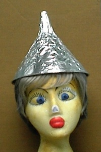 Stay Tuned for our New Feature: The Tin Foil Hat Theory of the Week.