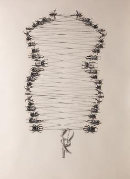 "Aubrey Learner: ""Knotty"" (2001)"