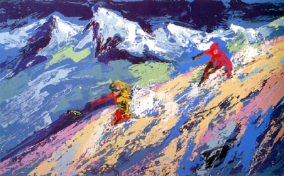 "LeRoy Neiman: ""Downers"" (1974)"