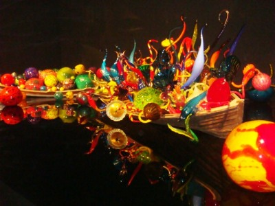 Chihuli Garden and Glass