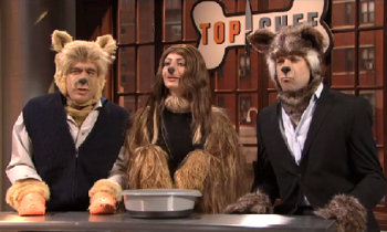 """Top Dog Chef"" sketch from Saturday Night Live"