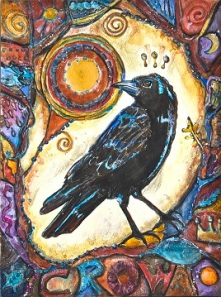 "Patricia Allingham-Carlson: ""King of the Crows"""