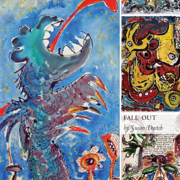 Cover Art by Valerie Spain
