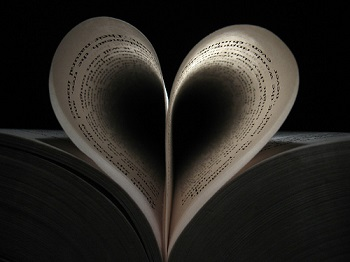 """for the love of books"" by Vipul Mather"