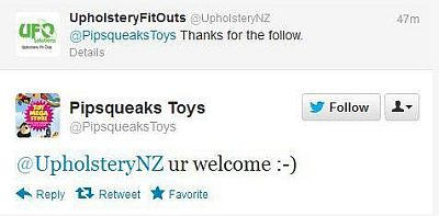 """""""the delightful spectacle of two spambots being polite to each other"""""""