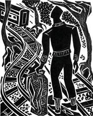 Harper's art by Raymond Verdaguer
