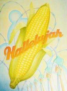 Hunger Mountain art by Mark Penner-Howell