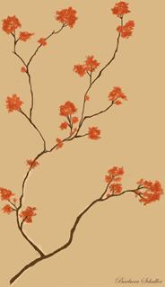 "Barbara Schaller: ""Peach Blossoms"""