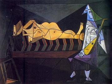 """Picasso: """"L'Aubade"""" (1942)"""