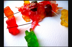 """""""Gummy Murder"""" by raynebowbear"""
