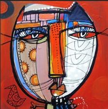 """Frederic Pissarro: """"Multitasking"""""""
