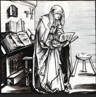 St Birgitta, Revelationes, 1500, Nuremburg
