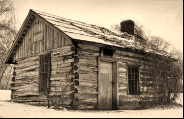 The O'Farrell cabin, Boise, Idaho