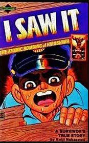 Keiji Nakazawa's autobiographical manga on Hiroshima