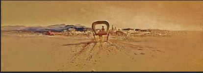 Salvador Dali: Phantom Cart (1933)