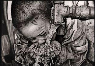 """Lifeline"" Rajinder Parsad Singh Tattal, aka 'Pen-Tacular-Artist'"
