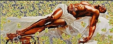 "OA Art: ""Sleep"" (2008) by Kehinde Wiley"