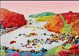 "OA Art: ""Fruit Loops Landscape,"" by Barbara Ciurej and Lindsay Lochman"