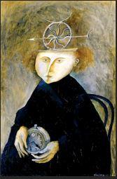 "Yevgenia Nayberg: ""Alarm Clock"""