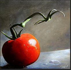 "Steve Goad: ""The Lone Tomato"""