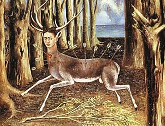Frida Kahlo: The Wounded Deer