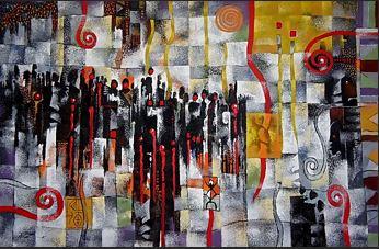 "Wiz Kudowor: ""Migratory Forms"" (2014)"
