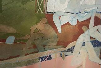 """""""The Back Yard"""" by Otis Huband"""