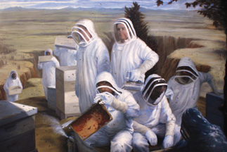 David Pettibone: Beekeepers (2012)
