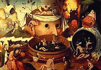 Hieronymus Bosch: Tondal's Vision